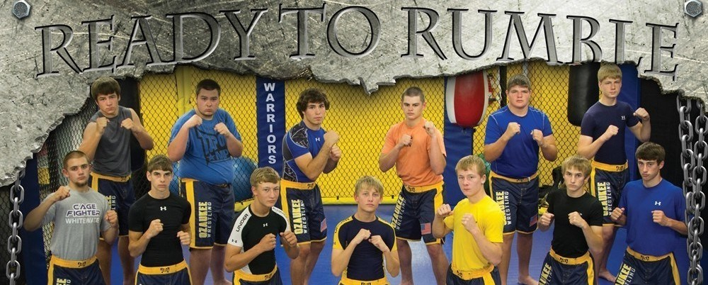 Ozaukee Wrestling Ready To Rumble